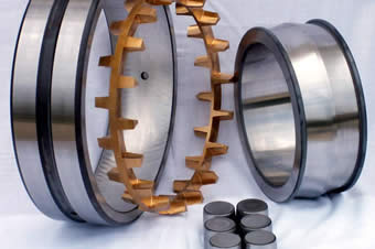 Custom Precision Bearings Spherical Roller Bearings